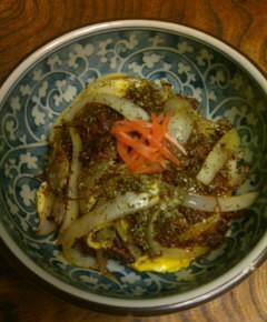 コンビーフ丼8