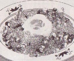 炊き込みチャーハン図