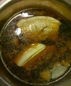 豚ばら肉の出汁チャーハン8