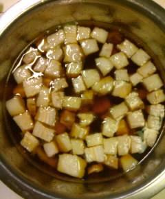 豚ばら肉の出汁チャーハン9
