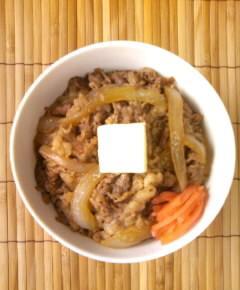 バター牛丼14