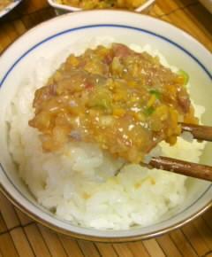 アジ料理29