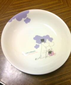 ムーミン皿1