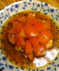 わさびトマト&づけオクラ&たこポテ32