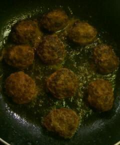 赤味噌ハンバーグのお弁当7