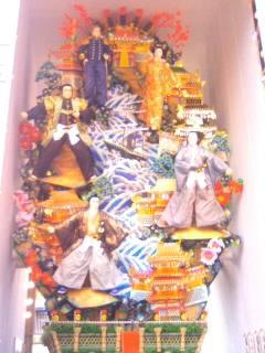 2010年度の博多山笠