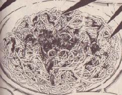 高菜スパゲティ図