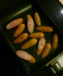 ソーセージ丼2