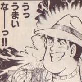 ラーメン好き・谷先輩も脱帽!