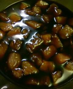 カツオ・アボカド丼3