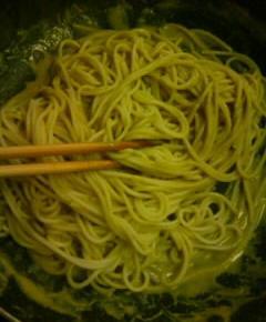 アワビのスパゲティ29