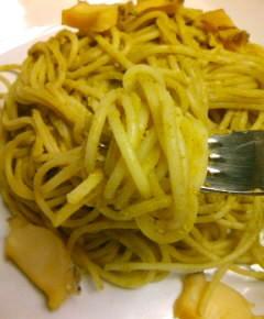 アワビのスパゲティ33