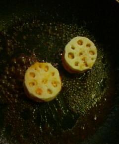 レンコン料理四種23
