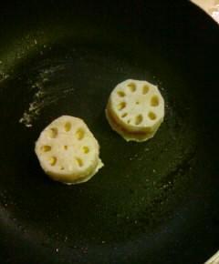 レンコン料理四種20