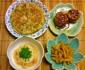 レンコン料理四種30