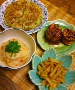 レンコン料理四種31