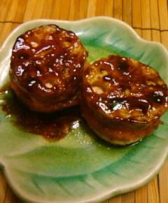 レンコン料理四種37
