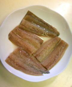 サンマの蒲焼き丼3