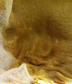初卵の黄身の味噌漬け13