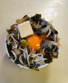 卵ご飯三種8