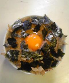 卵ご飯三種6
