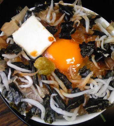 卵ご飯三種17