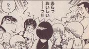 みんなも日本風の焼きそばに舌鼓を打っていました。