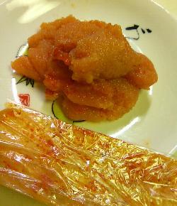 ハナさん流明太子丼5