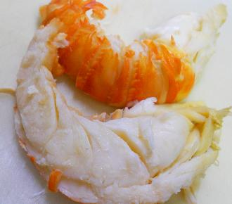 石焼豆腐と海老飯3