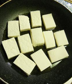 石焼豆腐と海老飯10
