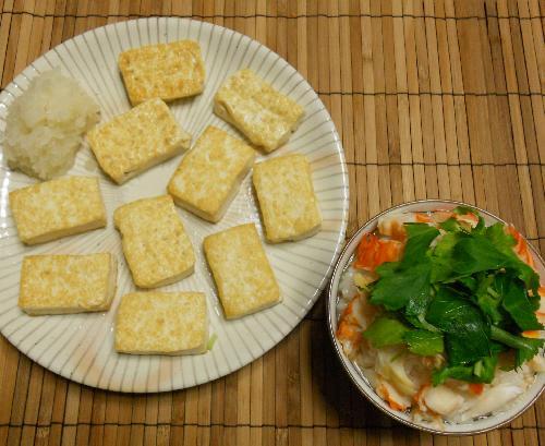 石焼豆腐と海老飯14