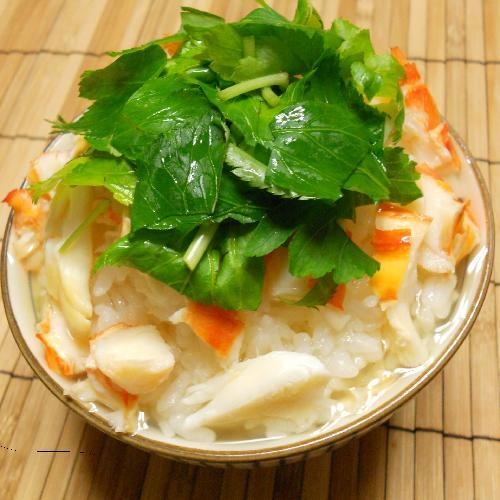 石焼豆腐と海老飯18