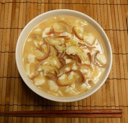 鯛とゴマ汁の冷やし茶漬け12