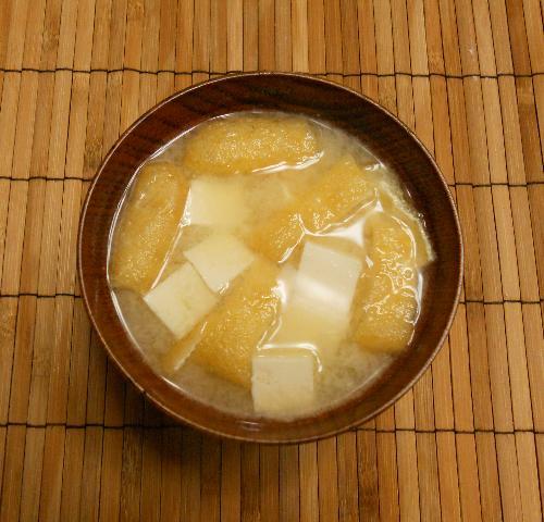 夏希流隠し味入り味噌汁10