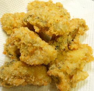 特製味噌風味カキフライ丼5