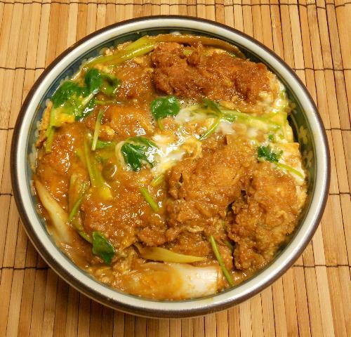 特製味噌風味カキフライ丼13
