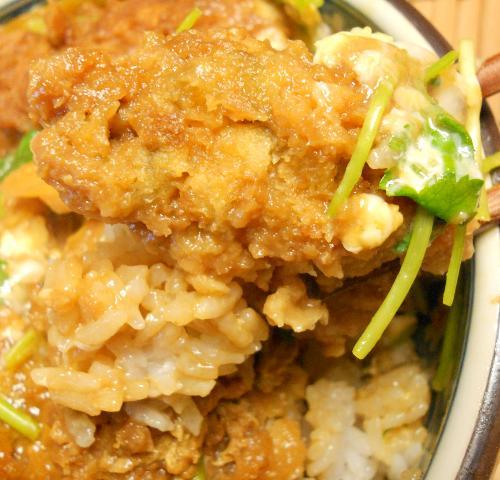 特製味噌風味カキフライ丼15