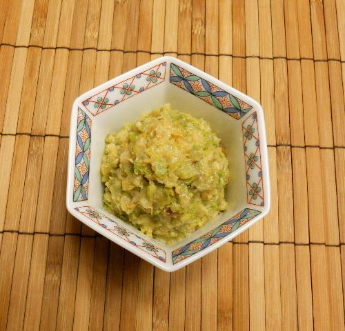 ふきのとう味噌7
