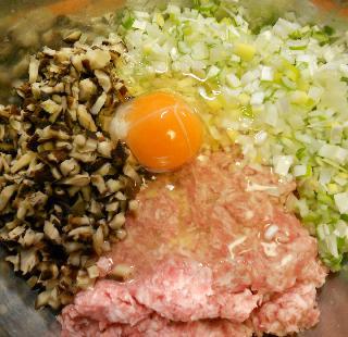 おチヨさんの豚肉団子鍋5