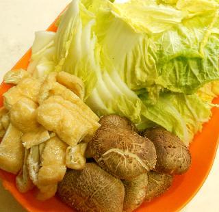 おチヨさんの豚肉団子鍋9