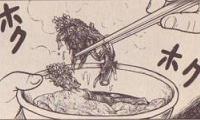 ビール入りのおつゆで菜の花や豚ロースをさっと煮るのがコツ