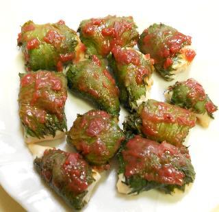 国嵩特製・梅とささみのスープ丼9