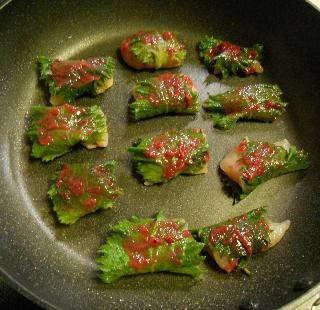 国嵩特製・梅とささみのスープ丼8