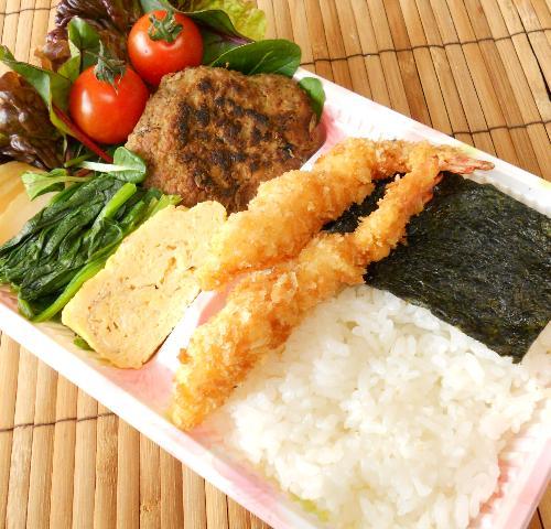 レタス巻き寿司とピリ辛挽肉サラダ8