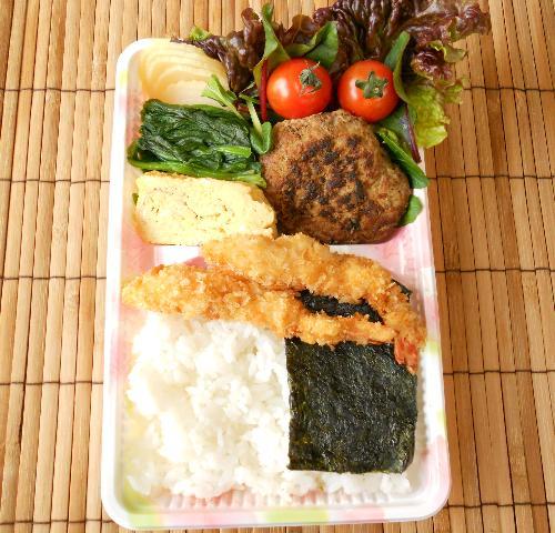 レタス巻き寿司とピリ辛挽肉サラダ7