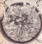 きびなごの柳川鍋図