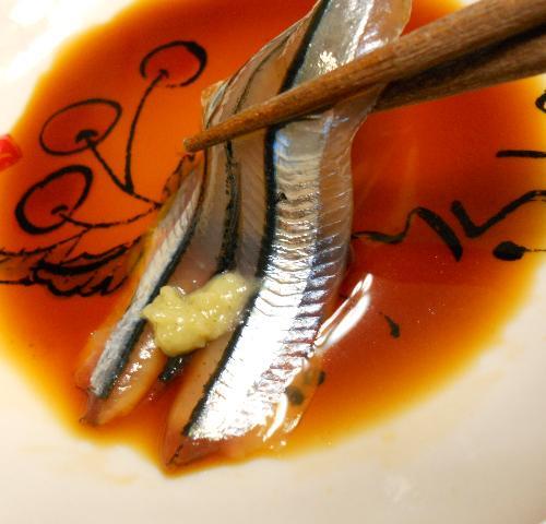 きびなごの柳川鍋17