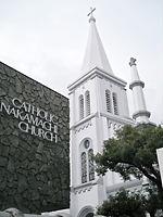 長崎中町教会正門