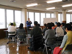 徳島講演会