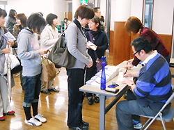 徳島講演会サイン会